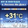 Ну и погода в Ростове-на-Дону - Поминутный прогноз погоды